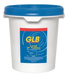 "3"" GLB Chlorine Tablets 