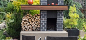 Outdoor Fireplaces are Perfect for Autumn in Minnesota