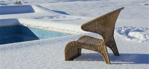 What Should I Do With My Pool When The Temperature Is Freezing?